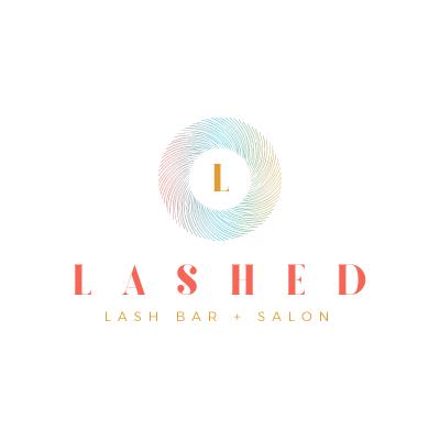 lash tech artist logo